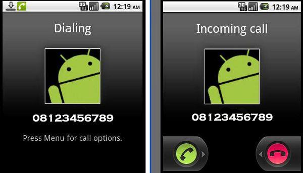 Cara membuka pola android tanpa reset dengan menerima panggilan