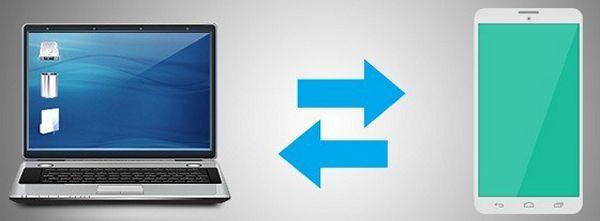 cara transfer file ukuran besar dari android ke PC laptop tanpa kabel data