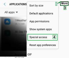 setting sms premium spesial akses