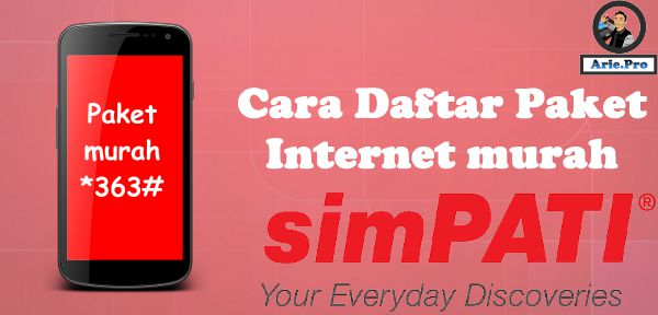 paket internet simpati murah Rp25rb dapet kuota 2GB 150 SMS