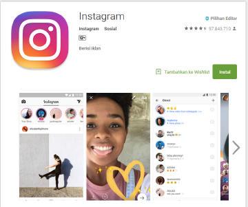 cara menghasilkan uang dari aplikasi android instagram