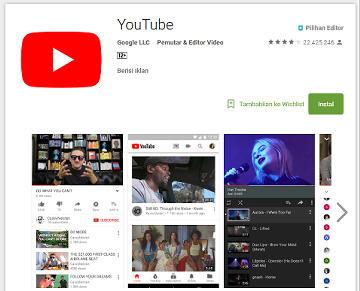 cara menghasilkan uang dari aplikasi android youtube