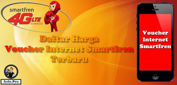 Voucher paket internet murah smartfren 10rb dapat 3GB