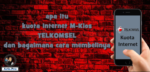 apa itu kuota internet M-Kios videomax kuota Apps Telkomsel
