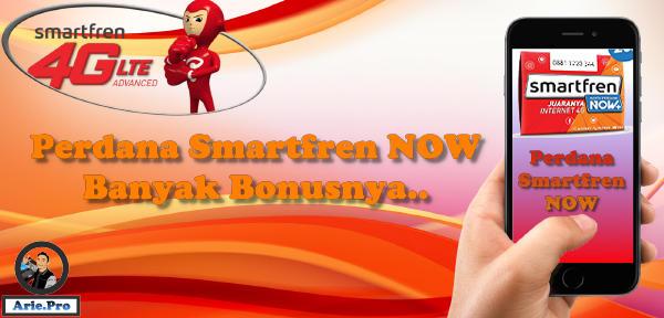 kartu perdana kuota internet smartfren murah 5GB cuma Rp20rb