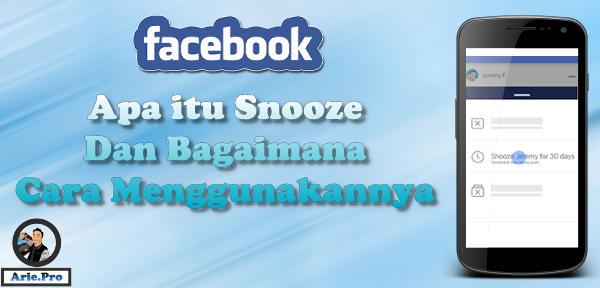 apa itu facebook snooze mute dan apa fungsinya