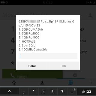 cara daftar paket internet murah tri rp1000