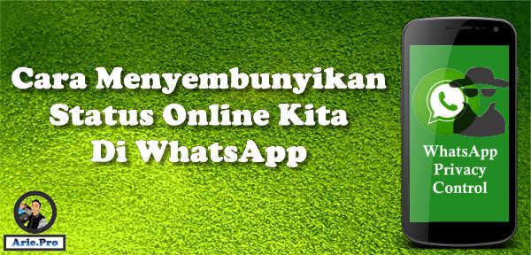 Cara membalas pesan whatsapp tanpa kelihatan sedang online