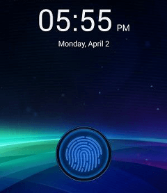 agar android murah memiliki fingerprint scanner