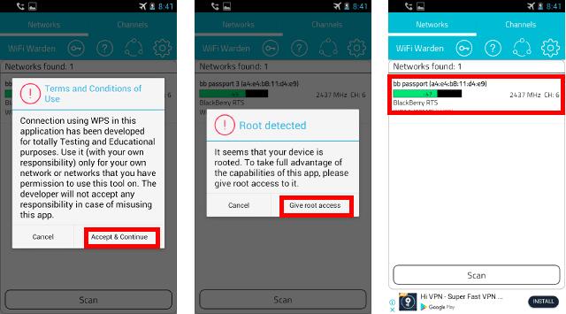 cara mengetahui password wifi dengan mudah