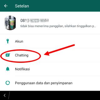cara mengetahui dengan siapa saja pasangamu chatting di whatsapp