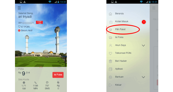 internet telkomsel khusus bulan ramadhan 2018 internet sahur