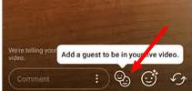 cara live instagram bareng teman