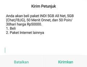paket indihome telkomsel rp50000 10gb