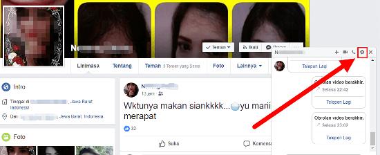 cara blokir pesan di aplikasi messenger