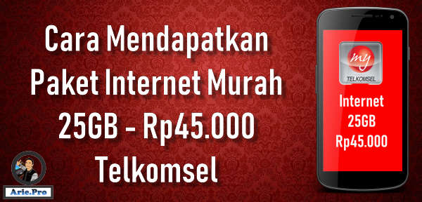 internet telkomsel simpati 25GB cuma Rp 45ribu