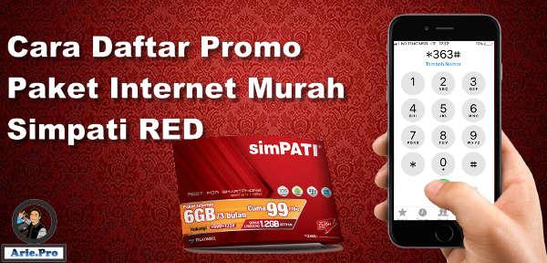 paket internet murah simpati red 15GB cuma Rp75ribu