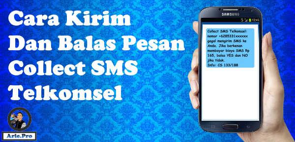 gagal sms karena kehabisan pulsa coba collect sms telkomsel