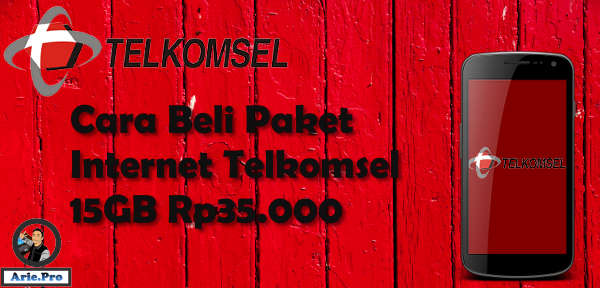 paket internet murah Telkomsel 15GB Rp35.000 BUMN Weekly Sunday Surprise