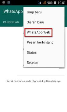 menghindari whatsapp disadap