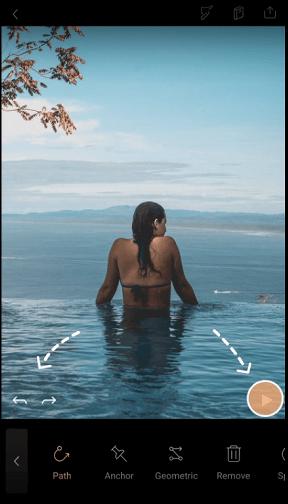 cara membuat gambar air bergerak dengan pixaloop