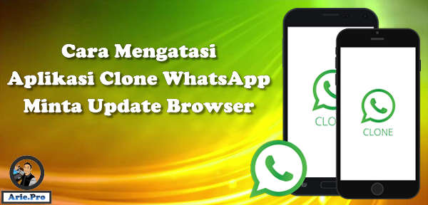 cara mengatasi clone messenger whatsapp works with mozilla chrome safari dll
