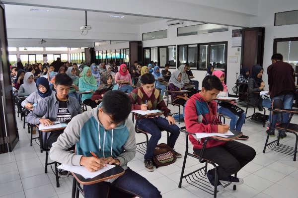 ruang kelas Masoem University