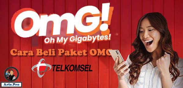 kuota OMG telkomsel bisa digunakan untuk streaming chat apa saja