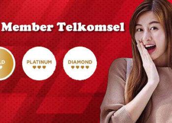 tingkatan level pelanggan telkomsel untuk mendapatkan promo paket tertentu