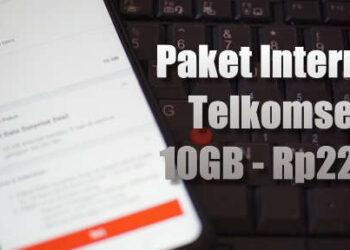 10GB cuma Rp22000 telkomsel surprise deal ini cara daftarnya
