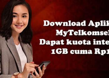 telkomsel berikan 1GB hampir gratis untuk para pengguna baru