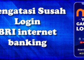 mengatasi BRI internet banking ib.bri.co.id tidak bisa masuk gagal login 109