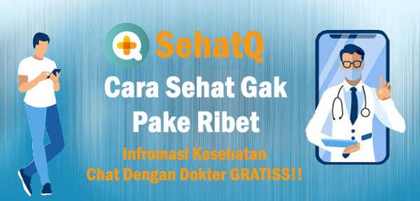 review SehatQ.com situs dan aplikasi kesehatan - konsultasi dokter gratis