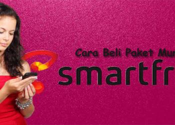 cara beli paket internet smartfren Rp5rb 2.5GB dan 10rb kuota 4GB
