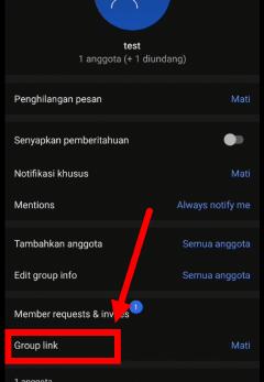 cara membagikan grup signal ke whatsapp