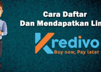 Cara membuat akun dan mendapatkan uang limit kredit di Kredivo