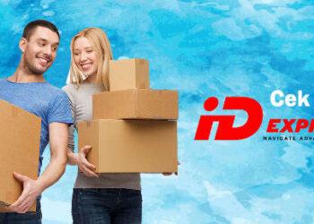 Cara cek nomor resi idExpress dan istilah pengirimannya