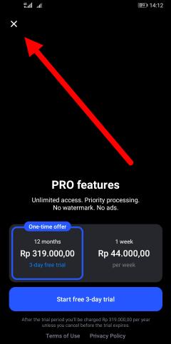 cara menggunakan aplikasi reface secara gratis