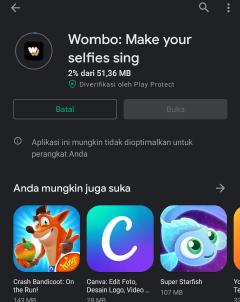 download aplikasi wombo ai