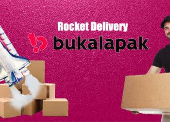 apa itu rocket delivery di bukalapak